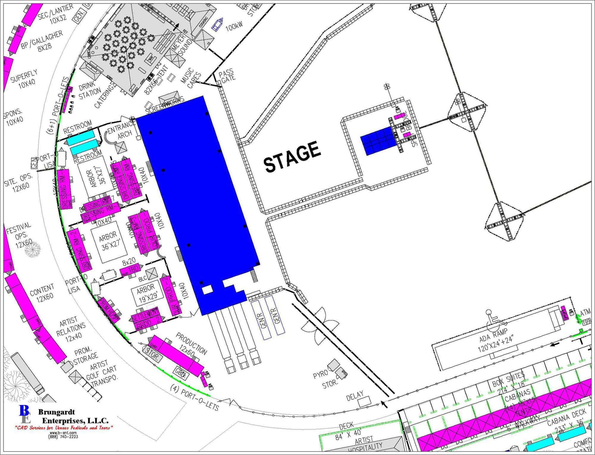 Plan view OSL