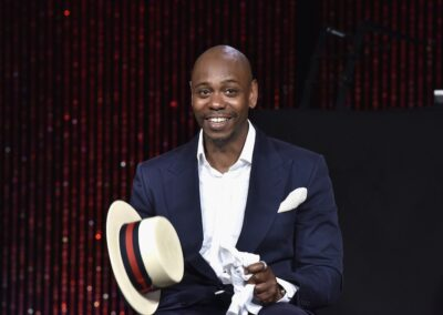 Dave Chappelle Socially Distant Comedy Show