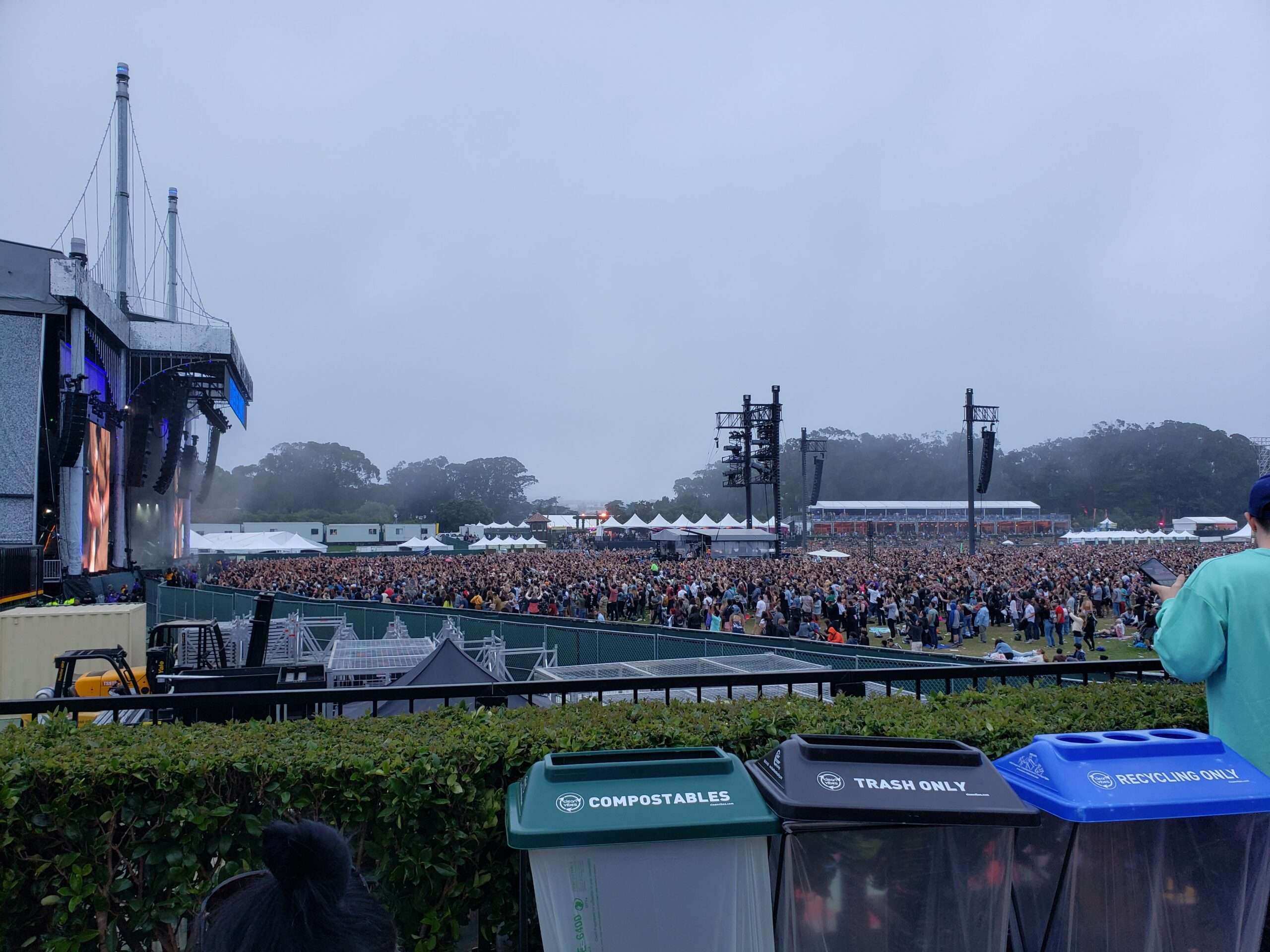 Lands End Main Stage